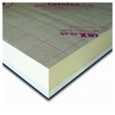 Celotex PL4050 Insulated Plasterboard 1200 x 2400 x 50mm